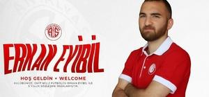 Antalyaspor, Erkan Eyibil'i kadrosuna kattı