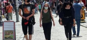 Edirne'de vaka sayıları tek hanelere düştü, ilçelerde vakaya rastlanılmadı