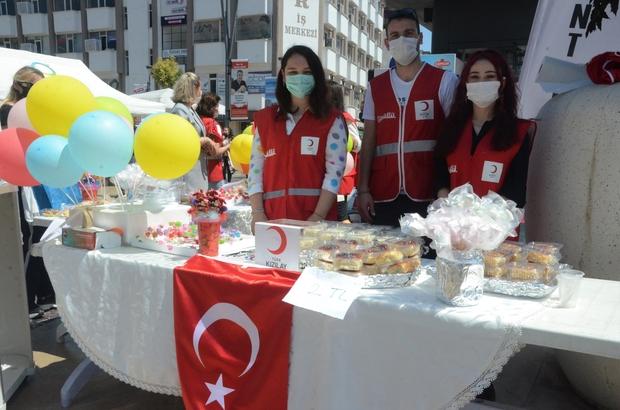 Türk Kızılay'dan Filistin yararına kampanya