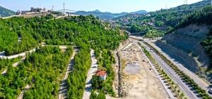 Andırın'a Millet Bahçesi yapılıyor