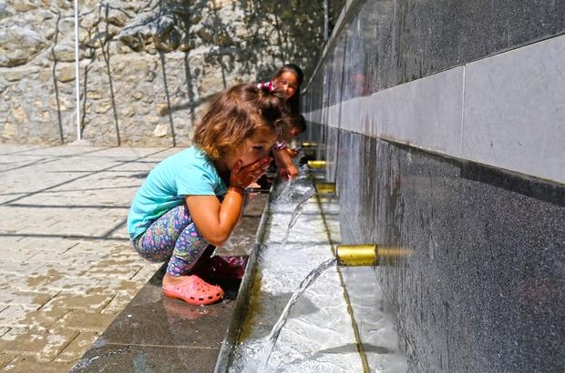 Kahramanmaraş'ta park ve meydan çalışmaları tamamlandı