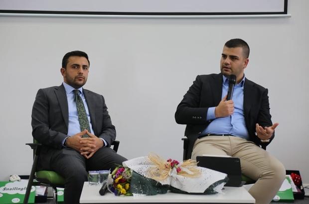 """AK Partili İnan: """"AK Parti Gençlik Kolları Türkiye'nin en güçlü gençlik kollarıdır"""""""