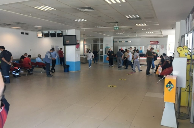 Tekirdağ'da gıda zehirlenmesi şüphesiyle 200 işçi hastanelik oldu