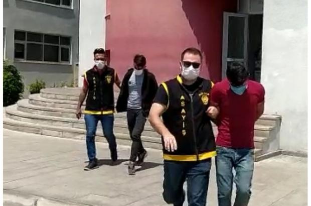 FETÖ tehdidiyle 40 bin lira dolandıran 3 sahte polis tutuklandı
