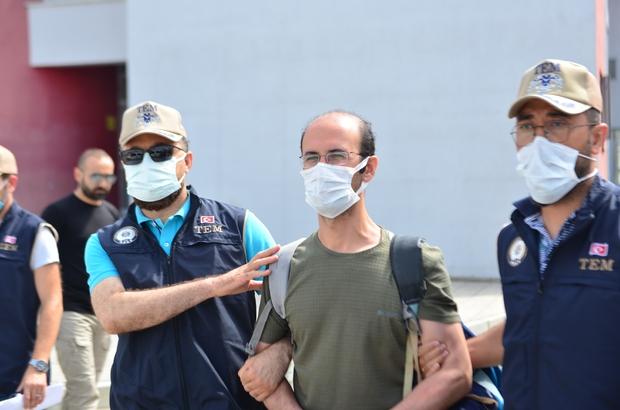 FETÖ'den 7.5 yıl hapis cezası alan müdür yardımcısı hücre evinde yakalandı