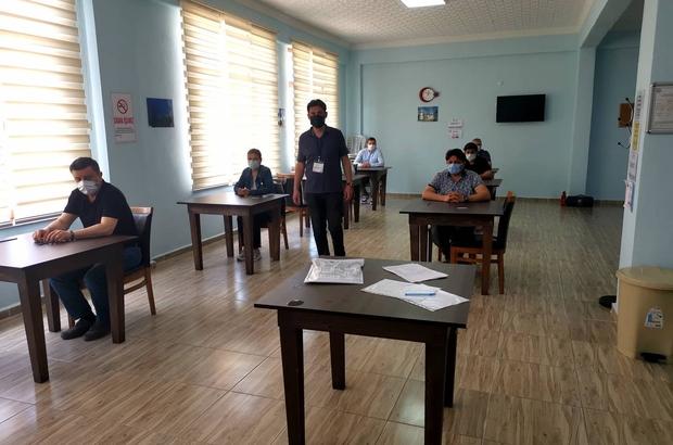 Emlak danışmanı seviye 5 sınavı gerçekleştirildi