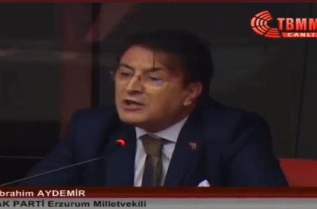 Milletvekili Aydemir: 'İşin sırrı samimiyette' Aydemir dürüst ve nitelikli siyasete dikkat çekti