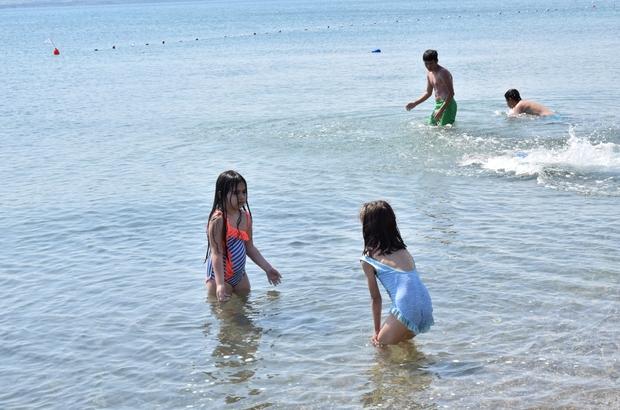 Lapseki sahillerinde denize girmek yasaklandı