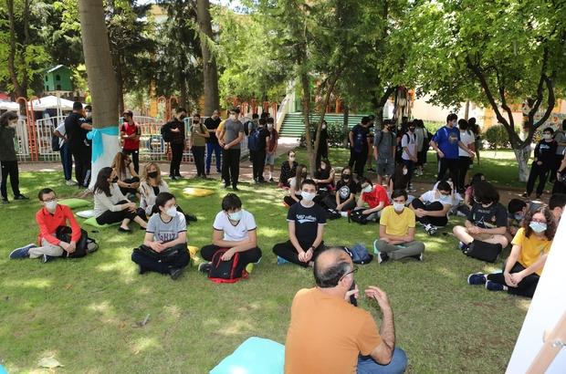 Gaziantep Kolej Vakfı, Yazar Faruk Duman'ı ağırladı