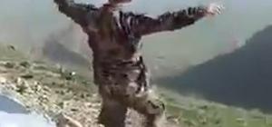 Denizlili şehidin zeybek görüntüleri yürekleri dağladı Şehit Polis Özel Harekat memuru Veli Kabalay'ın zeybek görüntüsü yürekleri dağladı
