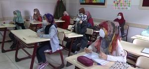 Şahinbey'de kurslar yeniden açıldı