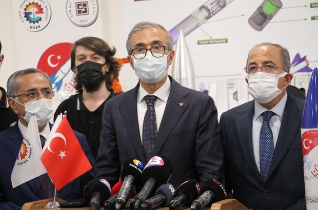 """Savunma Sanayii Başkanı Demir: """"Yarın önümüzün kesilmesi ihtimali olan ürünlerin hepsinde yüzde yüz yerlilik diyoruz"""""""