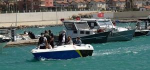 """Madenli Yat ve Su Sporları Merkezi tanıtıldı Kültür ve Turizm Bakan Yardımcısı Özgül Özkan Yavuz: """"Hatay sahillerinin kaderini değiştirecek bir yatırım olmuş"""""""