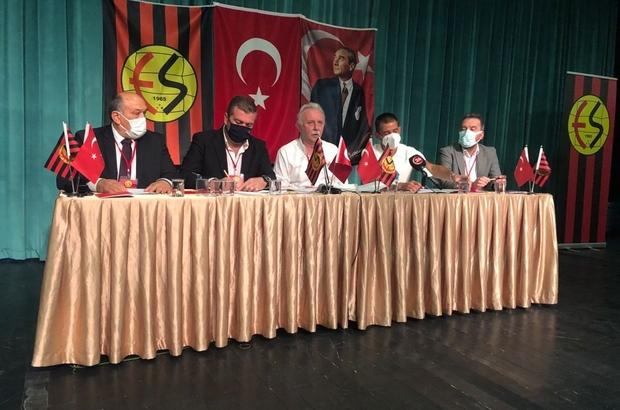 Efsane sahipsiz kaldı Eskişehirspor kongresinde yönetim listesi çıkmadı, yönetim Divan Kuruluna kaldı