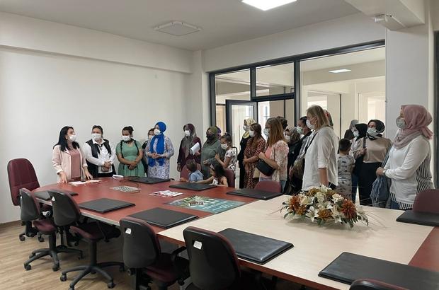 Dezavantajlı kadınlar için istihdam anlatıldı Kadın Kooperatifleri SODEM eğitiminde buluştu
