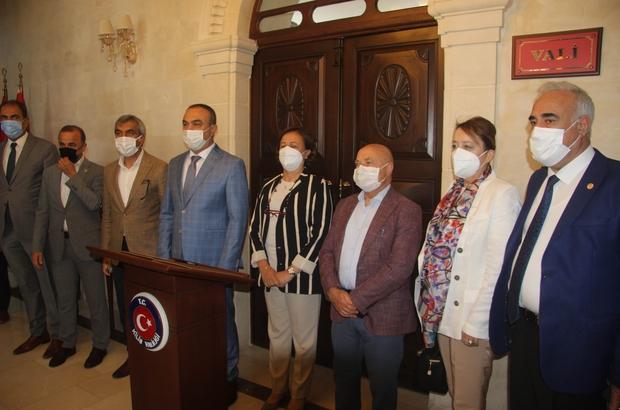 TBMM Dilekçe Komisyonu üyeleri Kilis'te Nüfusundan fazla Suriyeli barındıran örnek şehir Kilis'te TBMM heyeti inceleme ve araştırma yapacak