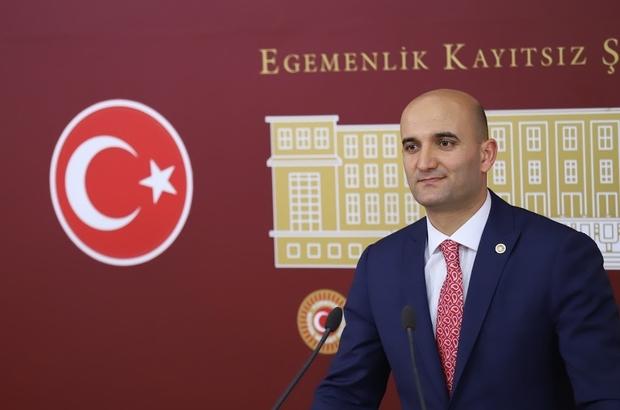 """MHP Milletvekili Olcay Kılavuz, arıcıların sorunlarını dile getirdi """"Tarım Bakanlığı arıcıları birliklerinin taleplerini dinlemelidir"""""""