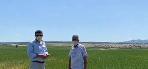 Kuraklık konusunda çiftçiler uyarıldı