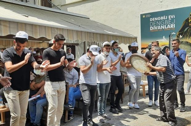 Diyarbakır'da göreve yeni başlayan itfaiye erleri tarihi mekanları gezdi