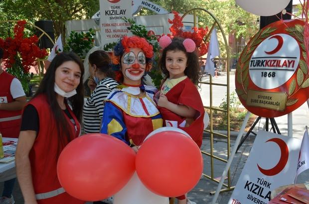 Siverek'te Türk Kızılay'ının kuruluş 153. yıl dönümü kutlandı