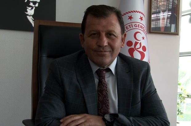 """Pandeminin oluşturduğu olumsuz etki, sporla atılacak Gençlik ve Spor İl Müdürü Ali İhsan Kabakcı: """"Pandemi sonrasında en faydalı çalışmaları yapacak işlerin planlamasını yapıyoruz"""""""