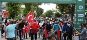Aksaray'da' Yeni Nesil Bisiklet Sistemi Projesi' hayata geçirildi