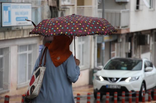 Meteoroloji'den Aydın'a kuvvetli yağış uyarısı