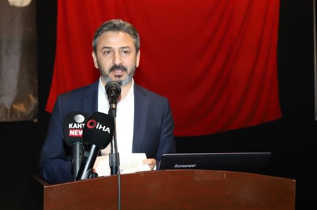 """Milletvekili Aydın, """"Kahta'da kentsel dönüşüm şart"""""""