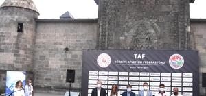 Olimpiyatlarda son kota Erzurum'dan Uluslararası Erzurum SPRINT ve Bayrak Kupası yarışları Erzurum'da yapılacak