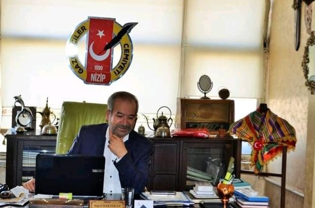 Nizip Gazeteciler Cemiyeti muhabirlere yapılan saldırıları kınadı