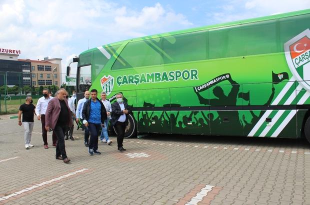 Çarşambaspor Futbol Okulu'na start verildi