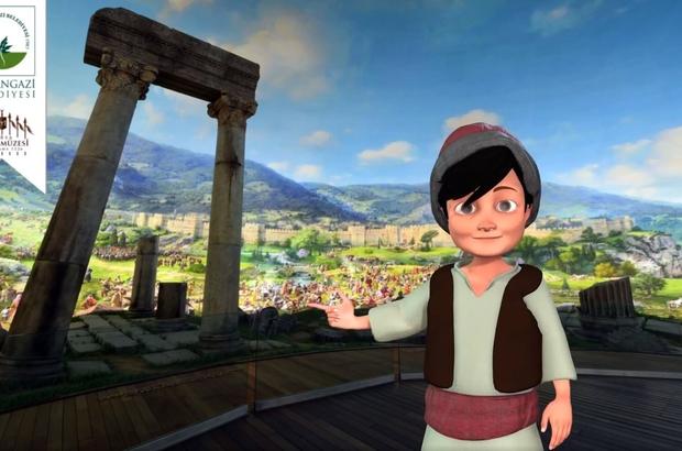 Panorama 1326 Bursa Fetih Müzesi'ne 'Eren' rehberlik edecek