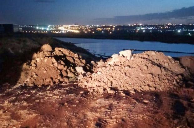 Diyarbakır'da kaçak hafriyata geçit yok
