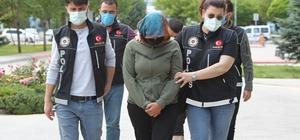 Kadir Şeker'in kurtarmaya çalıştığı kadının kız kardeşi de uyuşturucu ticaretinden adliyeye sevk edildi