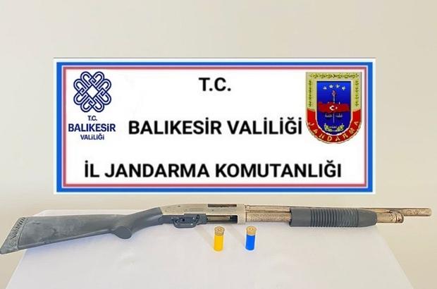 Balıkesir'de jandarmadan 379 personelle 'Huzur' operasyonu