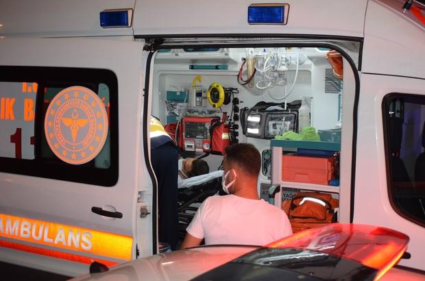 Malatya'da iki grup arasında bıçaklı kavga: 3 yaralı