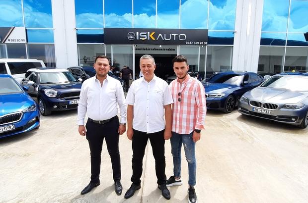 Denizli otomobil sektörüne 'Işık' geldi İki genç girişimci kardeşin kurduğu Işık Auto hizmet vermeye başladı