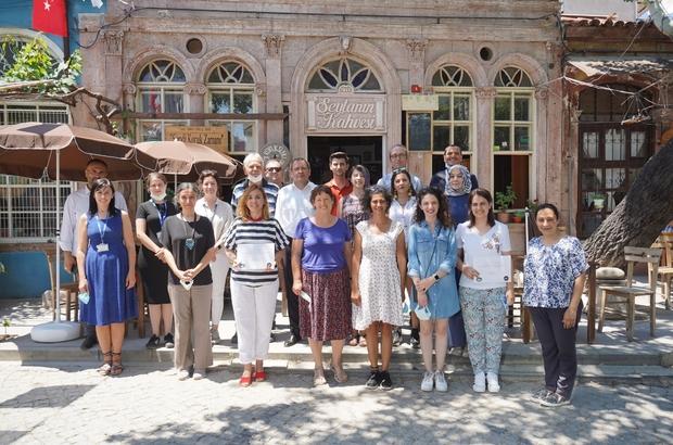 Ayvalık'ta Tarihi Kentler Birliği üyeleri bir araya geldi