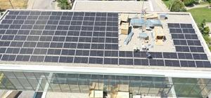 """Merkezefendi Belediyesi güneş enerjisiyle kendi elektriğini üretmeye başlıyor Merkezefendi Belediye Başkanı Şeniz Doğan; """"Üreten, bütçeyi doğru kullanan, tasarruf eden bir belediyeyiz"""""""