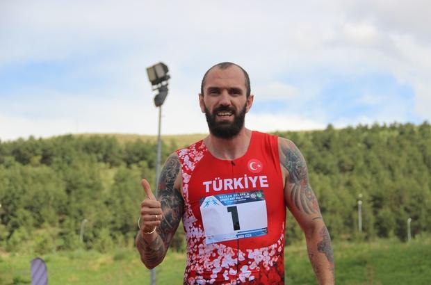 Uluslararası Erzurum Sprint ve Bayrak Kupası rekorlarla sona erdi Ramil Guliyev Erzurum Cup rekorunu kırdı