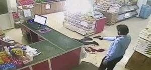 Market sahibinin öldürülmesi kamerada