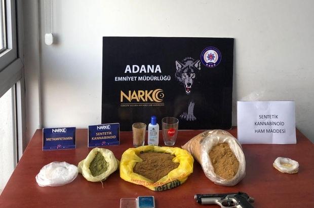 Adana'da bir haftada uyuşturucuya 122 gözaltı