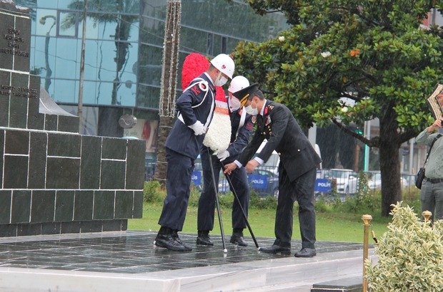 Jandarma teşkilatının 182'inci yaşı İzmir'de törenle kutlandı