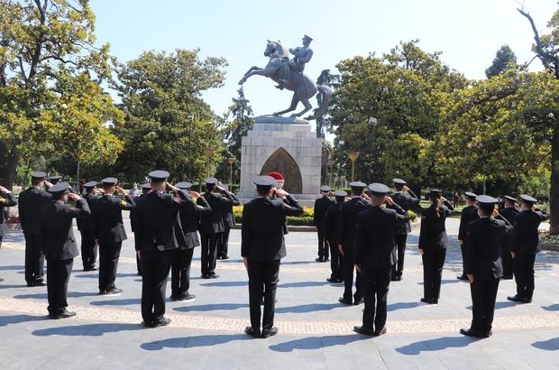 Samsun'da Jandarma Teşkilatı'nın 182. kuruluş dönümü