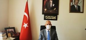 Marmaris Kaymakamı Aksoy'un Jandarma'nın 182. Kuruluş Yıldönümü mesajı