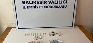 Balıkesir'de polisten 77 şahsa gözaltı