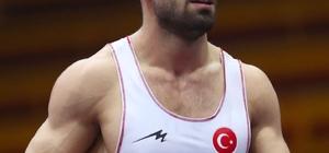Polonya'dan bir madalya da Ekrem Öztürk'ten geldi