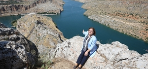Zeugma-Rumkale hattı için önemli ziyaret İki tarihi alan arasında olan bölge turizme kazandırılacak