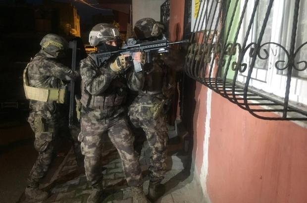 Denizli'nin de aralarında bulunduğu 32 ilde düzenlenen FETÖ operasyonunda 61 şüpheliden 47'si yakalandı