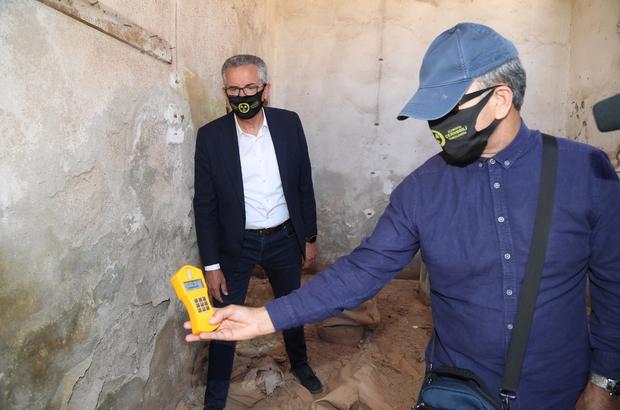"""İzmir'in Çernobili'nde dikkat çeken radyasyon ölçümü: Normal değerin 7 bin 291 katı Belediye Başkanı Arda: """"Ölçümlerde gördüğümüz rakamlara inanamadım"""""""